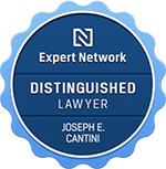 expert network distinguished lawyer joseph e cantini