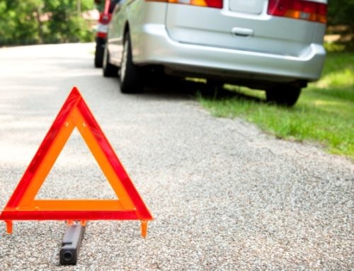 Motor vehicle accident – Legal action & settlement