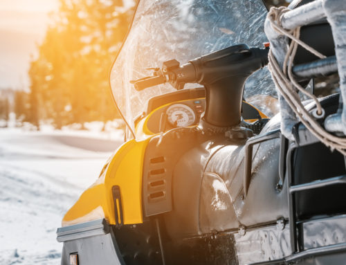 Do I need insurance to drive a snowmobile or an ATV?