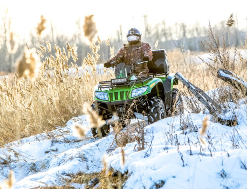 Five Important Tips When Four Wheeling