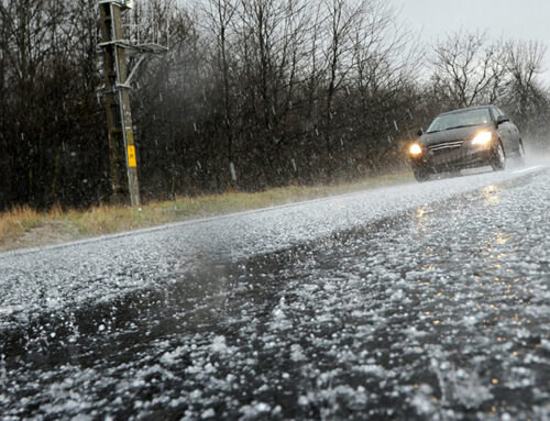 Do You Know What to do in a Hail Storm?