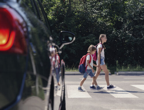 Avoid the Top 10 Causes of Pedestrian Accidents