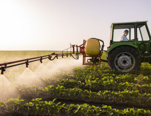 Pesticide Company Sued After Being Linked to Brain Damage in Children