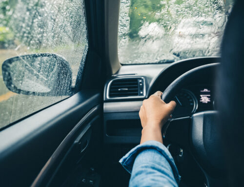 Safety Tips While Driving in the Rain