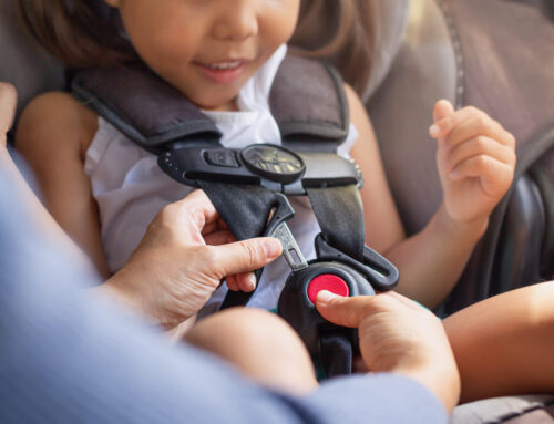 How to Protect Children in Your Car